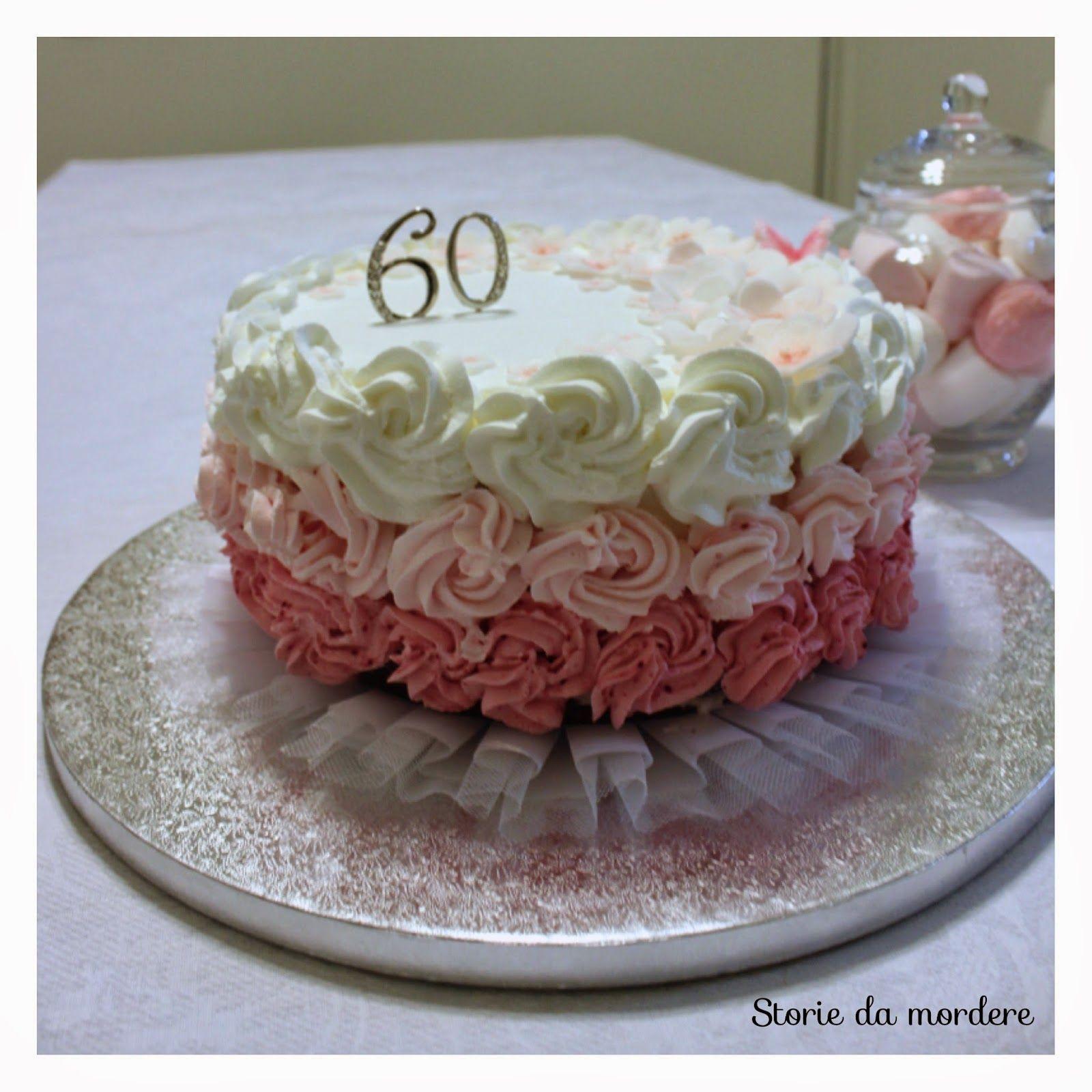 Torta Compleanno Per Mamma.Torta Primaverile In Rosa Per Il Compleanno Della Mamma Cake