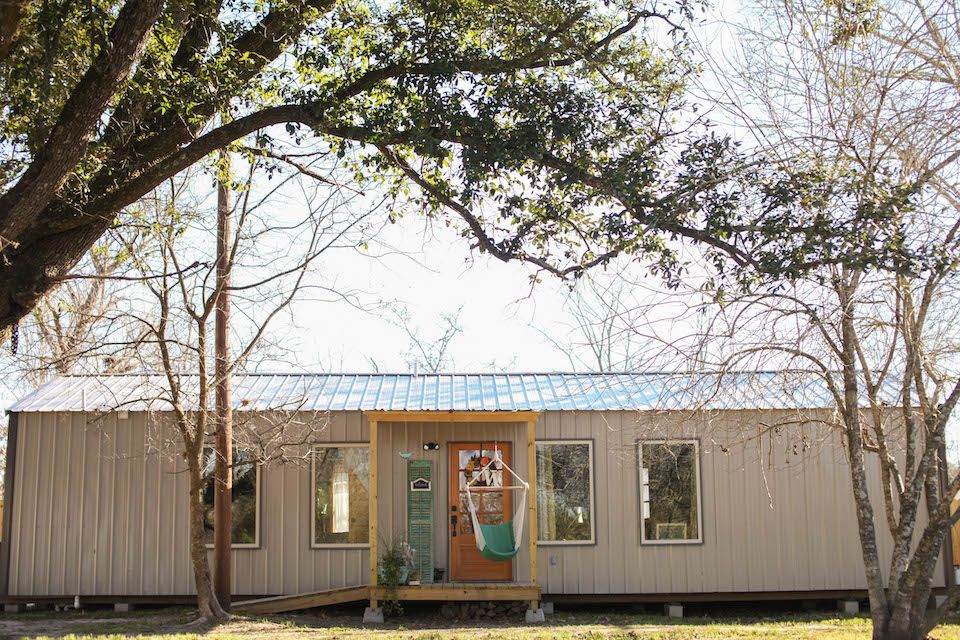 Metal Shed Homes metalbuildingideas design ideas metal buildings 2048x1536 b n b buildings metal buildings Metal Building Home Small House Swoon This Is Our 700 Sq Feet 1 Bedroom