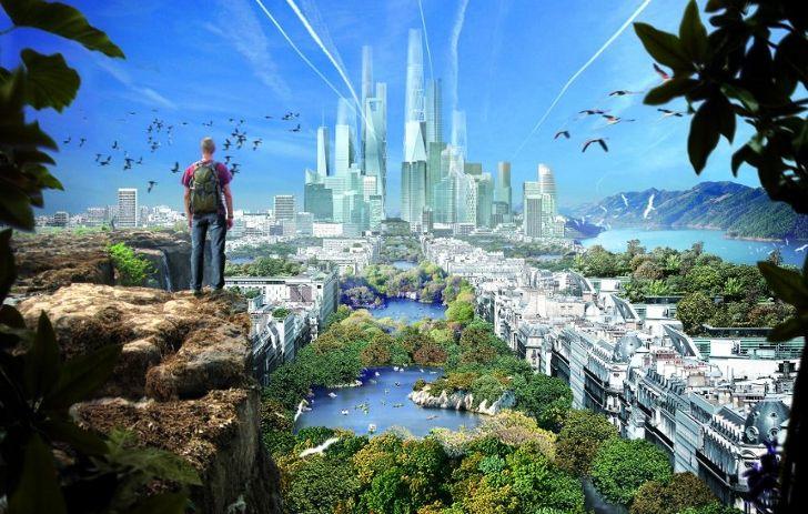 inventer une ville utopique