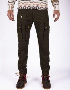 COTTON NYLON CARGO PANT | Cargo Pants | Mens Cargo Pants