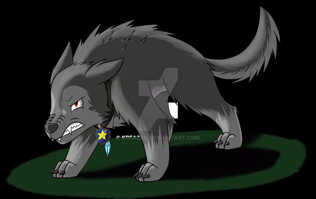 COM Werewolf Chase by kreazea on DeviantArt in 2020