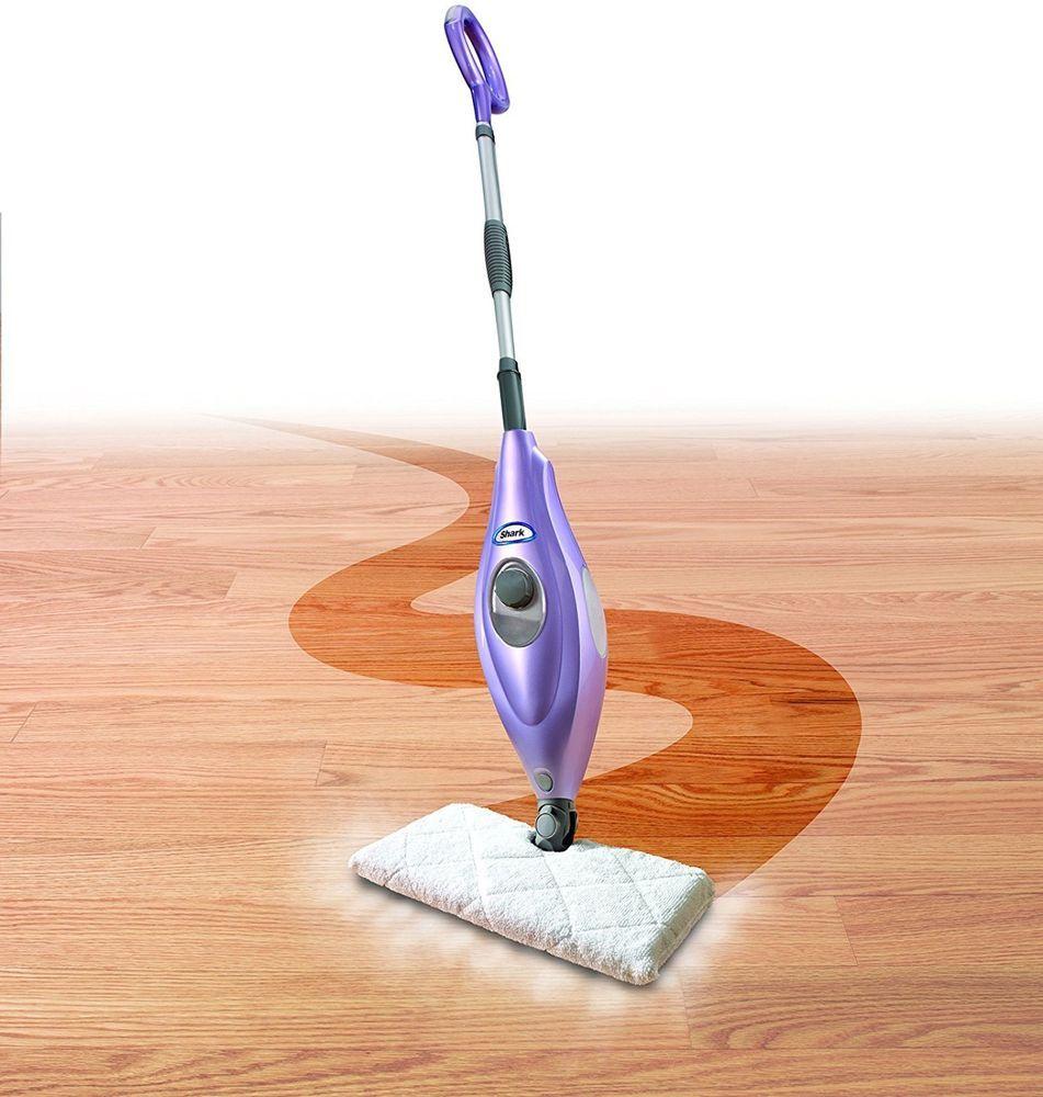 Shark Pocket Mop Professional Dust Mop & Scrub Steam
