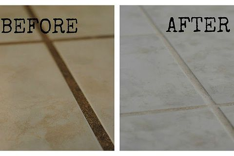 Grout Idea Box By The Hometalk Team Grout Homemade Grout Cleaner