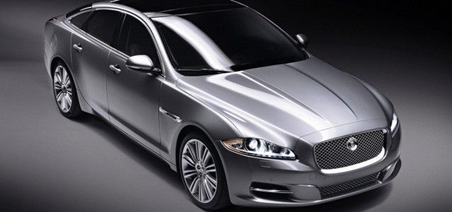 Greenest Luxury Car Jaguar Xj Jaguar Xjl Jaguar Car