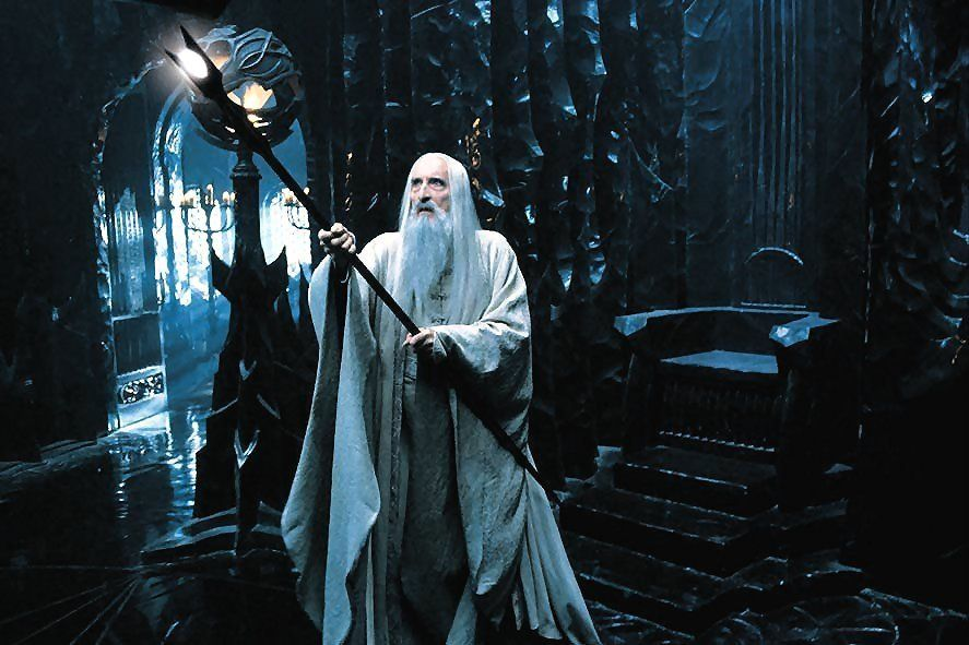 Hobbit Rock Star Christopher Lee S Amazing Heavy Metal Xmas Christmas Single Lord Of The Rings The Hobbit Lord