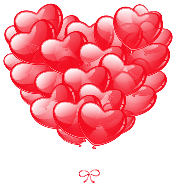 Transparent Heart Balloons Png Image Balloons Heart Balloons Heart Clip Art