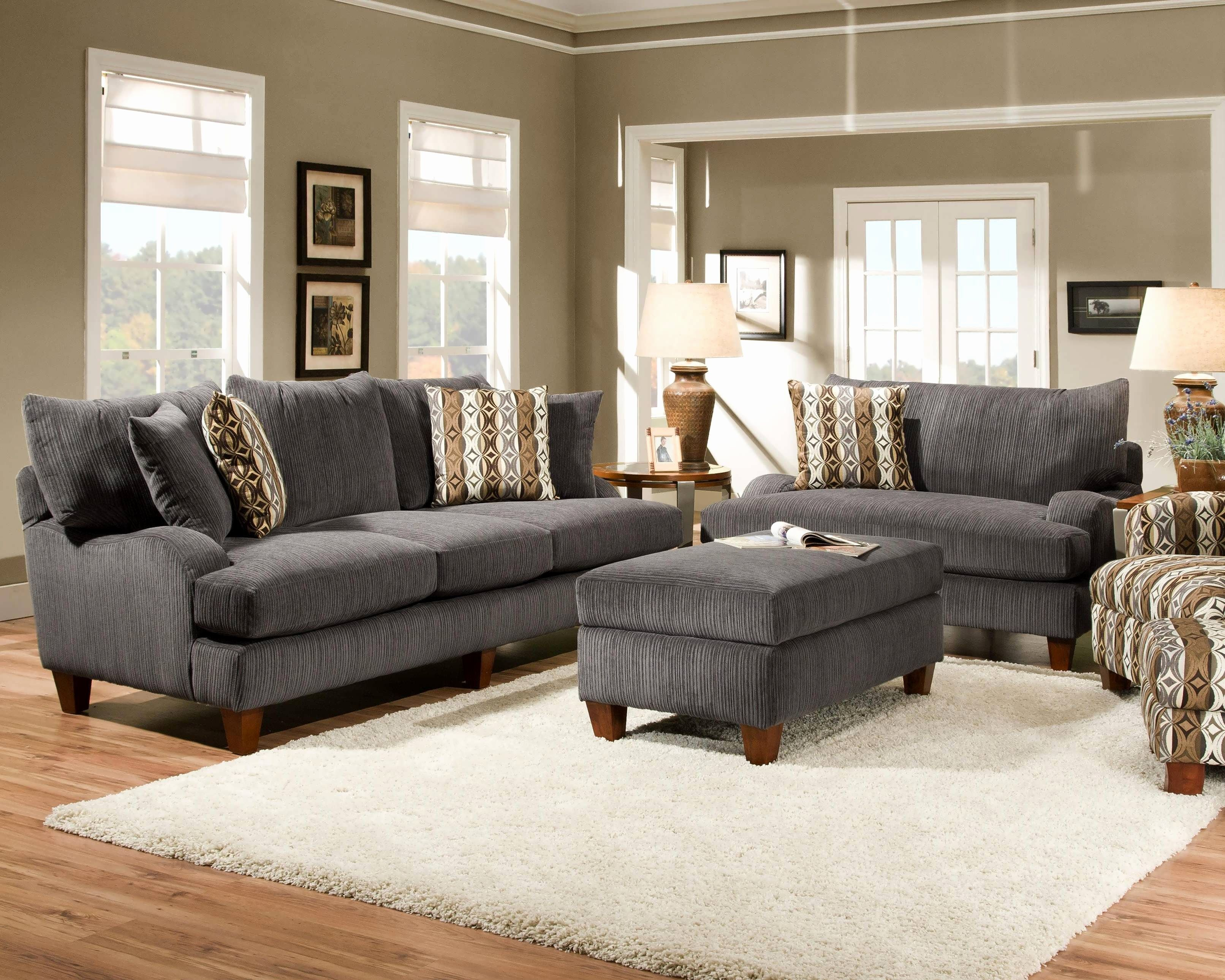 Grey Sofa Set Jitterbug Gray Sofa And Loveseat Fabric