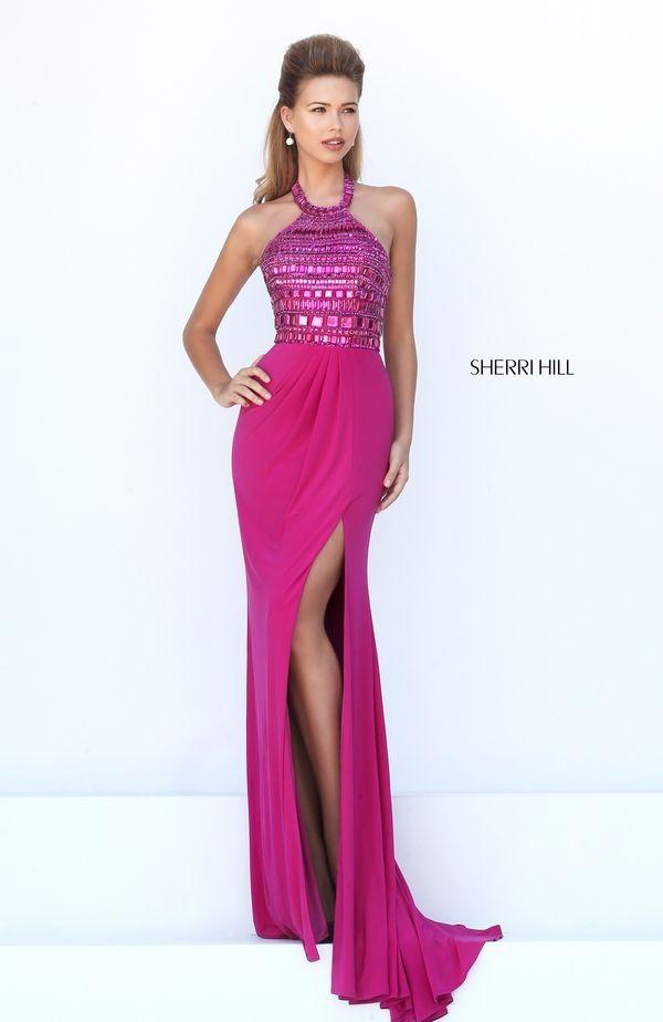 Sherri Hill 50338 | Vestidos / monos | Pinterest | Vestidos de noche ...