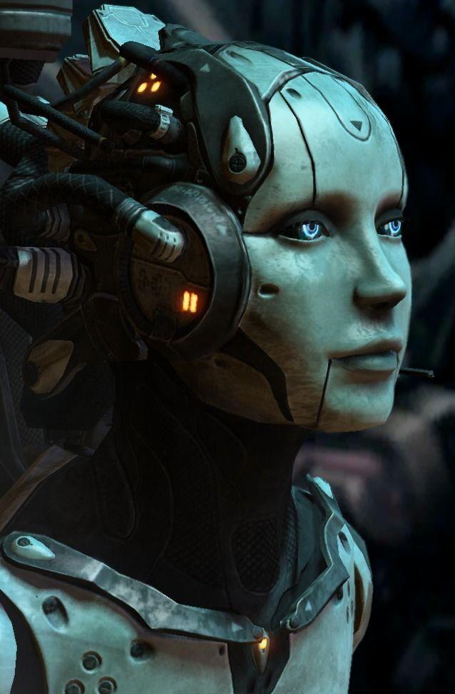 Cyberpunk, Future, Cyborg, Android, Futuristic, Starcraft ...