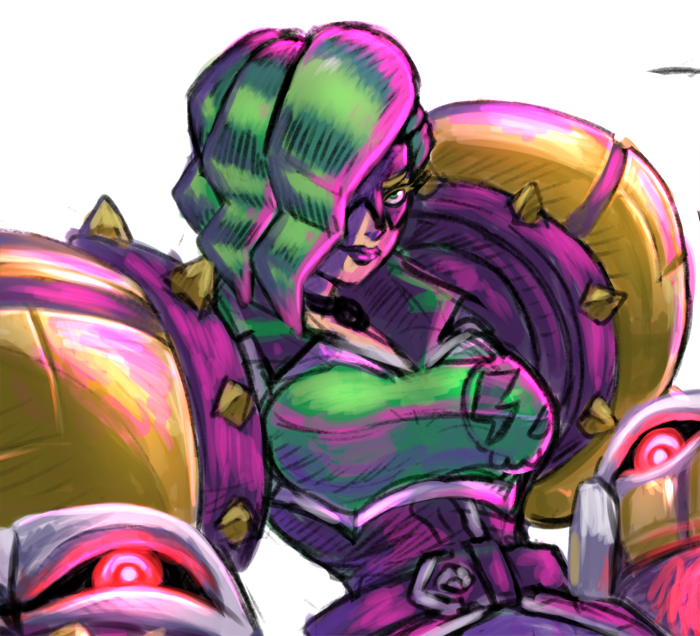 ARMS Dr.Coyle by Gage (Sirgagz) Twitter con contenuti