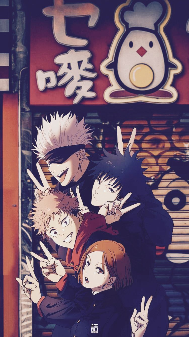 Pin By Stormix On Jujutsu Kaisen In 2021 Cute Anime Wallpaper Anime Wallpaper Anime