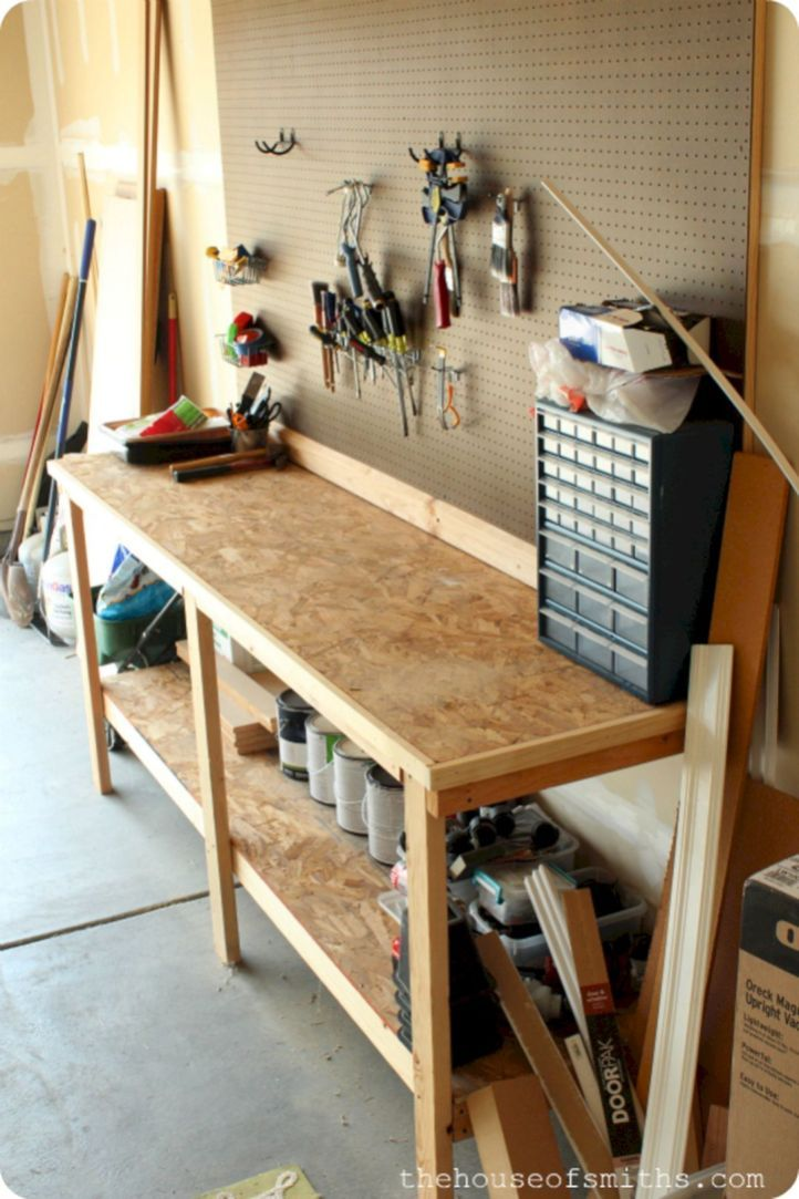 5 best garage workbench that needs to be had while on cheap diy garage organization ideas to inspire you tips for clearing id=49851