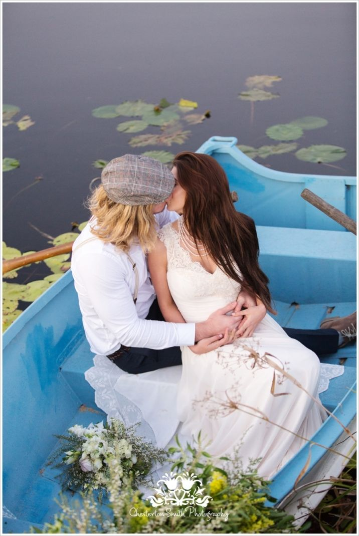 """""""The Notebook"""" 1940's Styled Wedding Shoot Concept"""