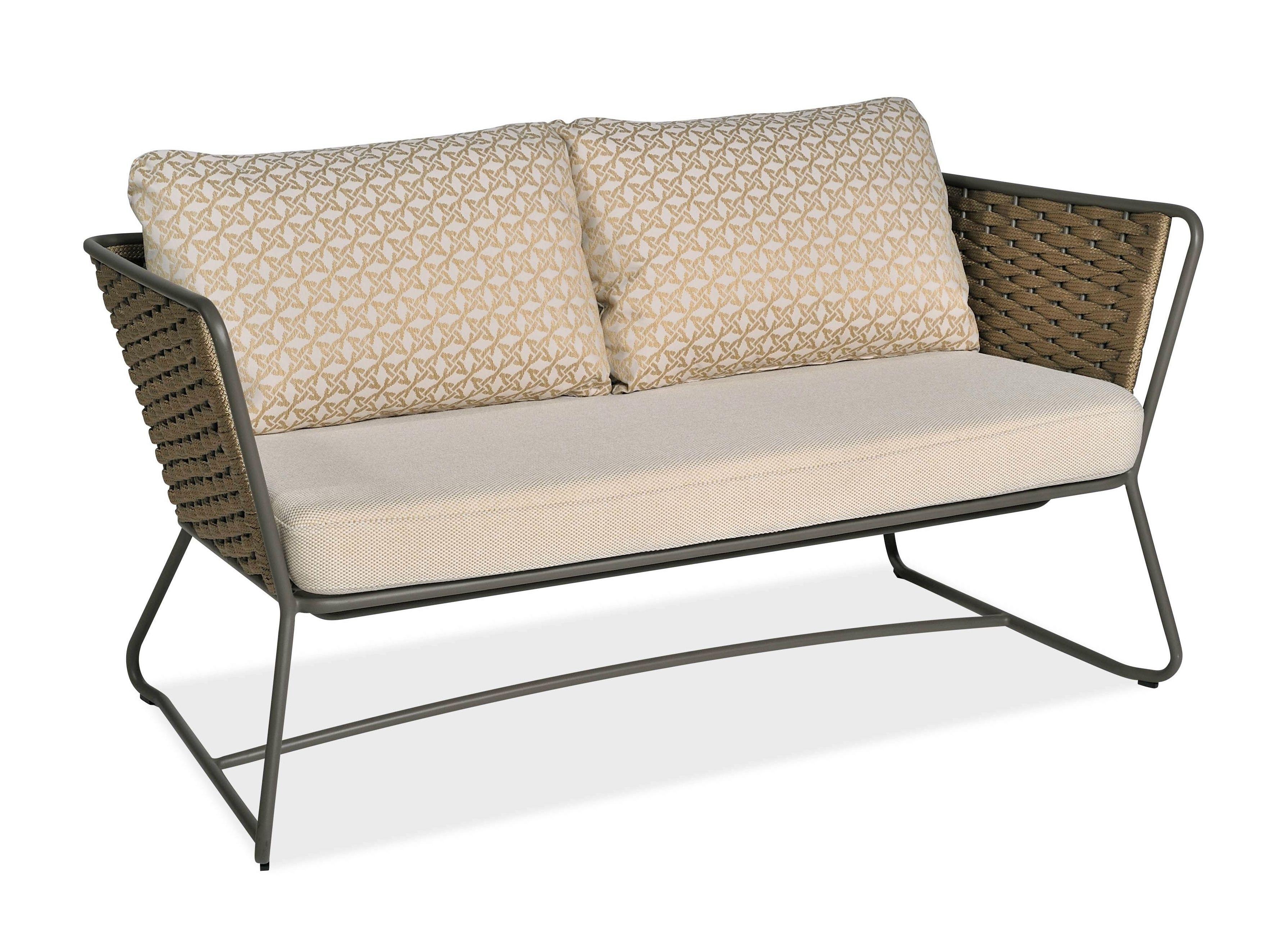 Entzückend 2 Er Sofa Das Beste Von Portofino 2-er By Roberti Rattan Design Santiago