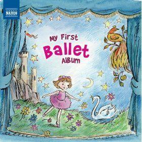 Amazon com: My First Ballet Album: Various artists: MP3 Downloads