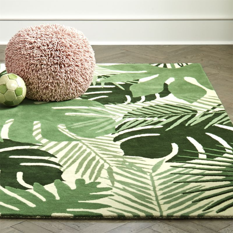 Shop Tropical Rug We Heard You Ve Been Searching Far And Wide For An On Trend Tropical Rug That S As Soft A Tropical Rugs Tropical Home Decor Tropical Nursery
