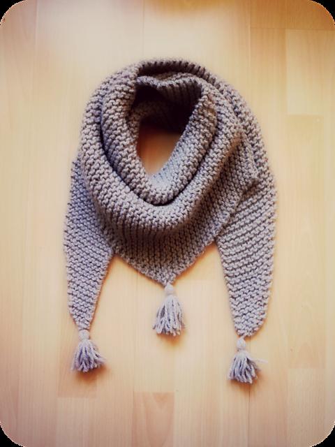 Baktus scarf - Strikkelise - free pattern | DIY & Crafts | Pinterest ...