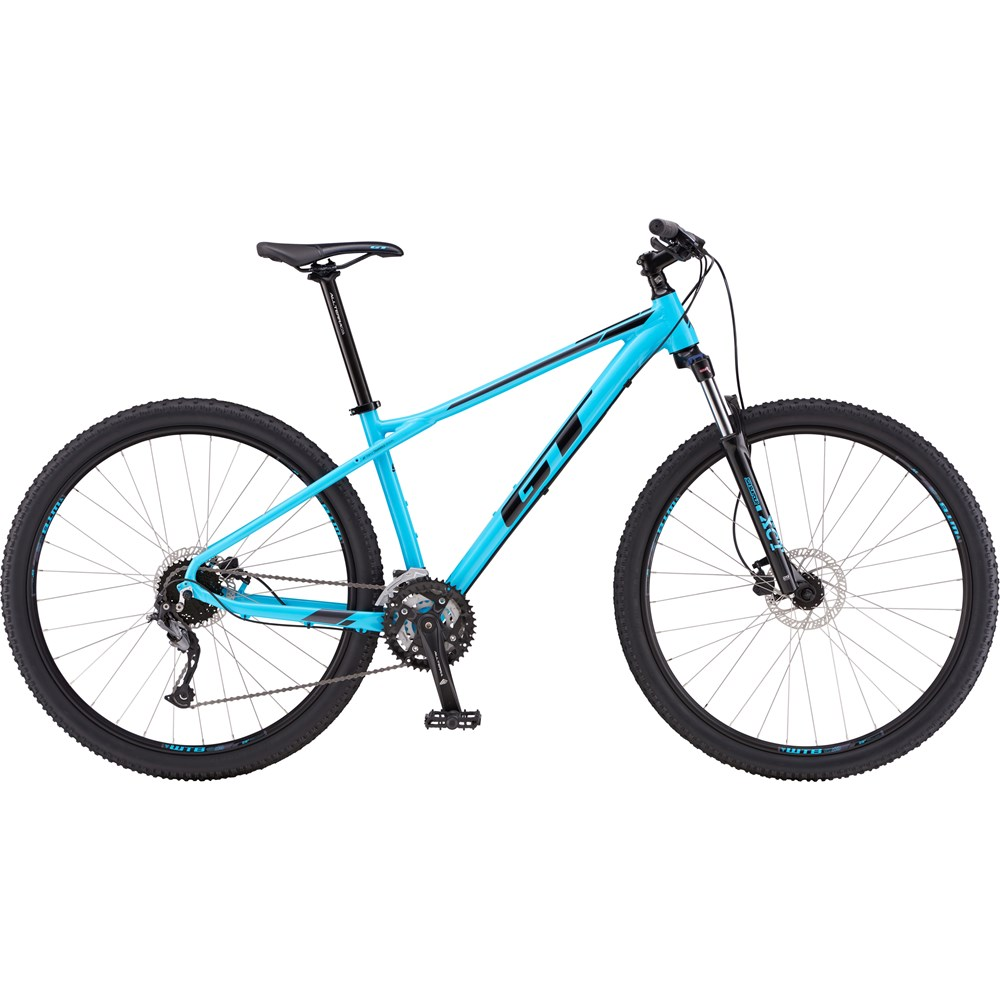 GT Avalanche Sport 2019 Mountain Bike Aqua Hardtail