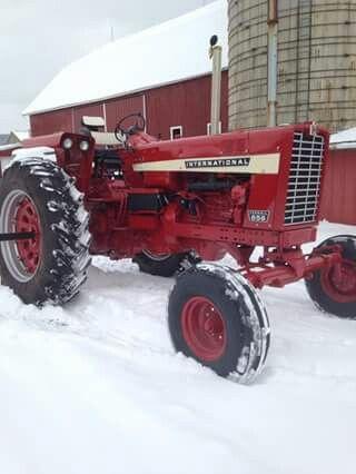 International Ih 856 Vintage Tractors Farmall Tractors International Harvester Tractors