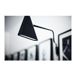 Boligindretning Mobler Og Inspiration Til Hjemmet With Images Ikea Ps Black Wall Lamps