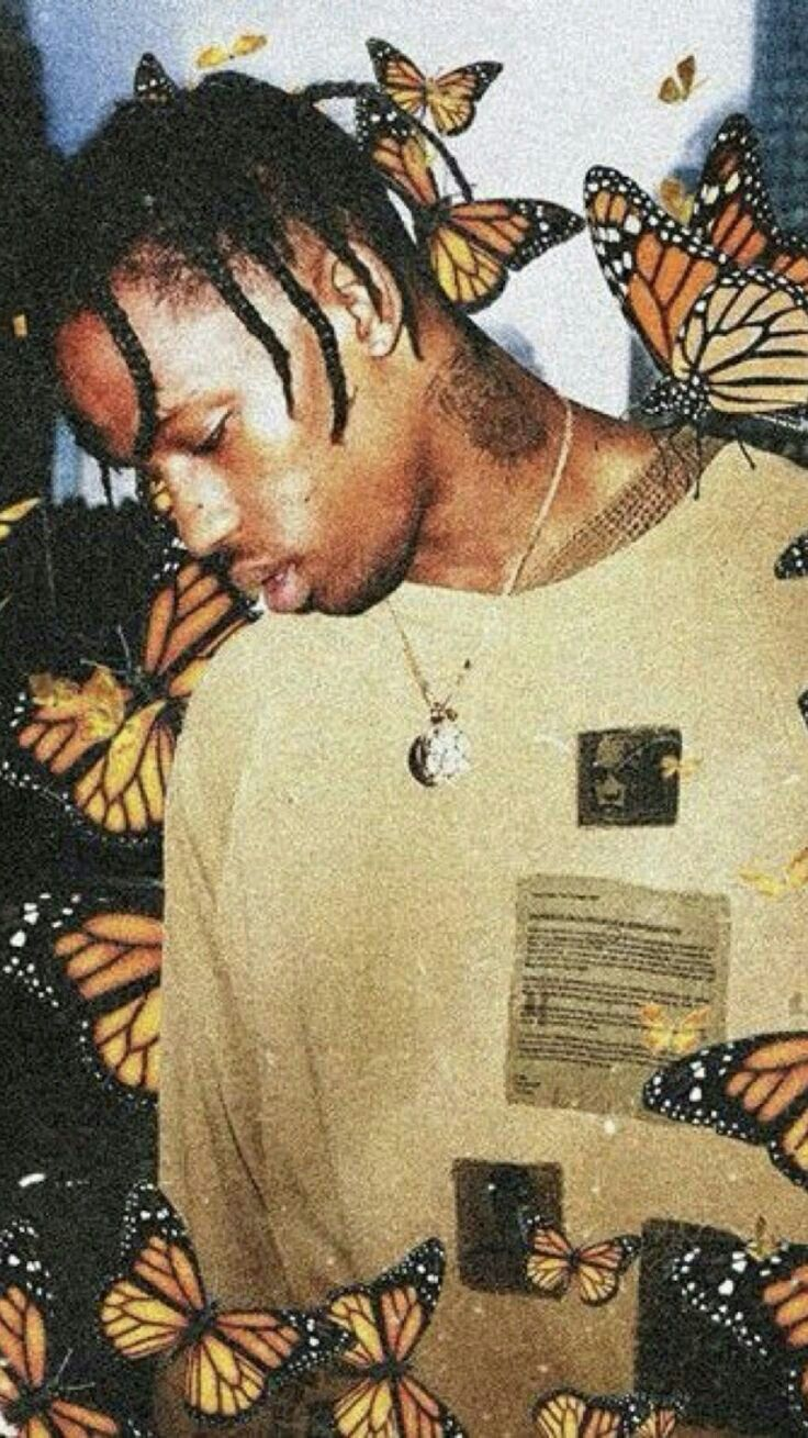 Travisscottwallpapers Travisscottwallpapers Travisscottwallpapers Travisscottwallpapers In 2020 Travis Scott Wallpapers Travis Scott Iphone Wallpaper Art Collage Wall