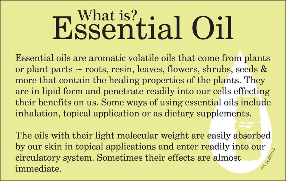 Essential Oils The Natural Way To Health And Well Being