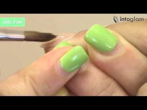 How To Apply Builder Gel Builder Gel Nails Gel Nails Nail Polish Tutorial