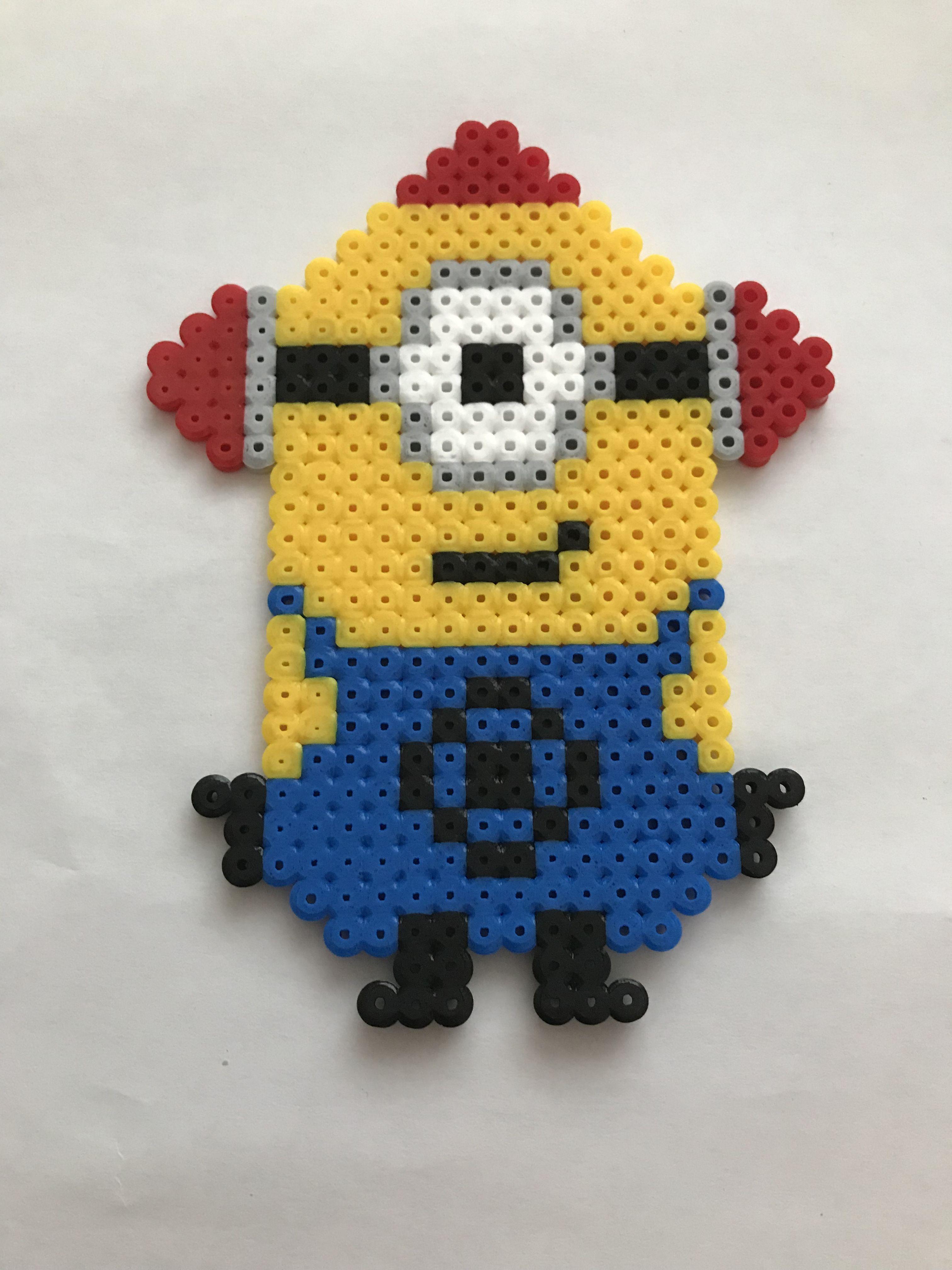 Minion Pompier Pixel Art Pixel Art Pixel Et Art