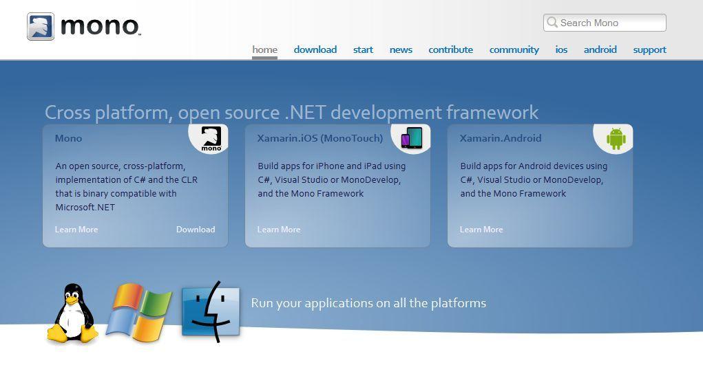ใครอยากลองเขียน  NET ผ่านเครื่อง Mac อาจจะลองใช้ตัวนี้