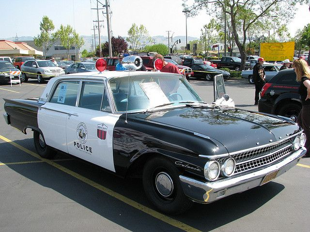 1961 ford police car american graffiti replica 2 by jack for Snell motors used cars