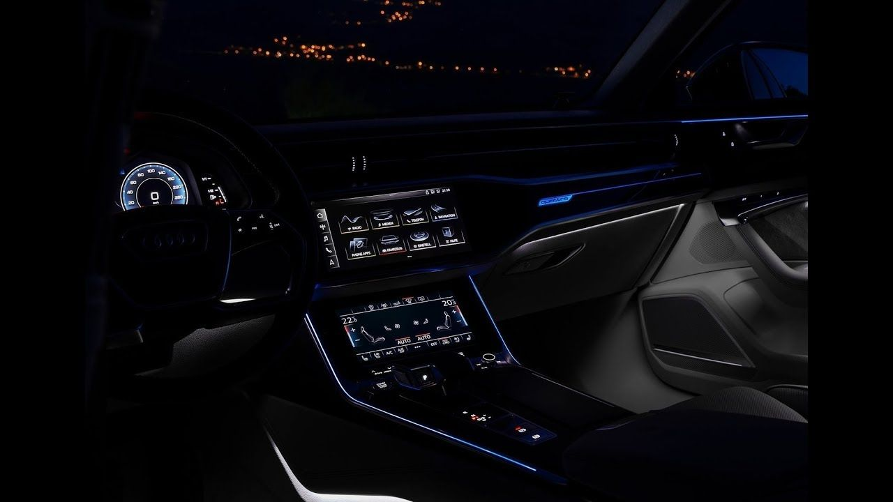 New 2019 Audi A6 2019 Audi A6 Interior Design Tube Car Audi A6
