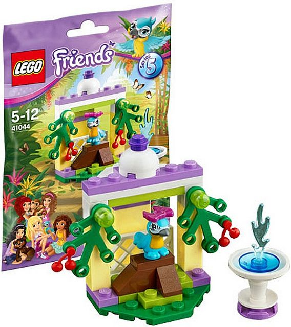 LEGO FRIENDS  41044 Macaw/'s Fountain POLYBAG SEALED BRAND NEW