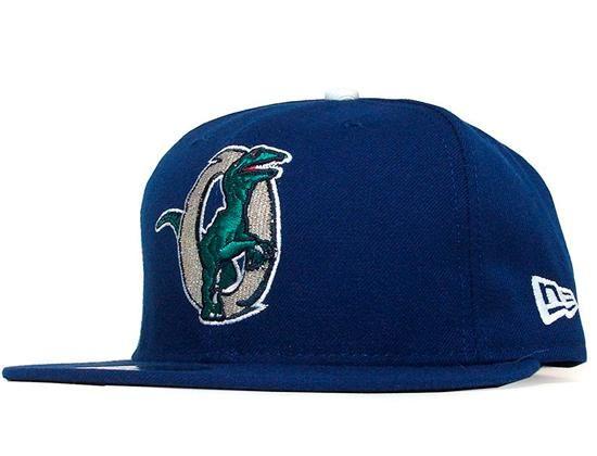 NEW ERA x MiLB 「Ogden Raptors」59Fifty Fitted Baseball Cap ... 963ce09b6c7