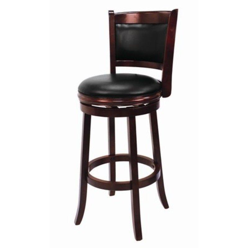 Backed barstool seat height 30 english tudor bar