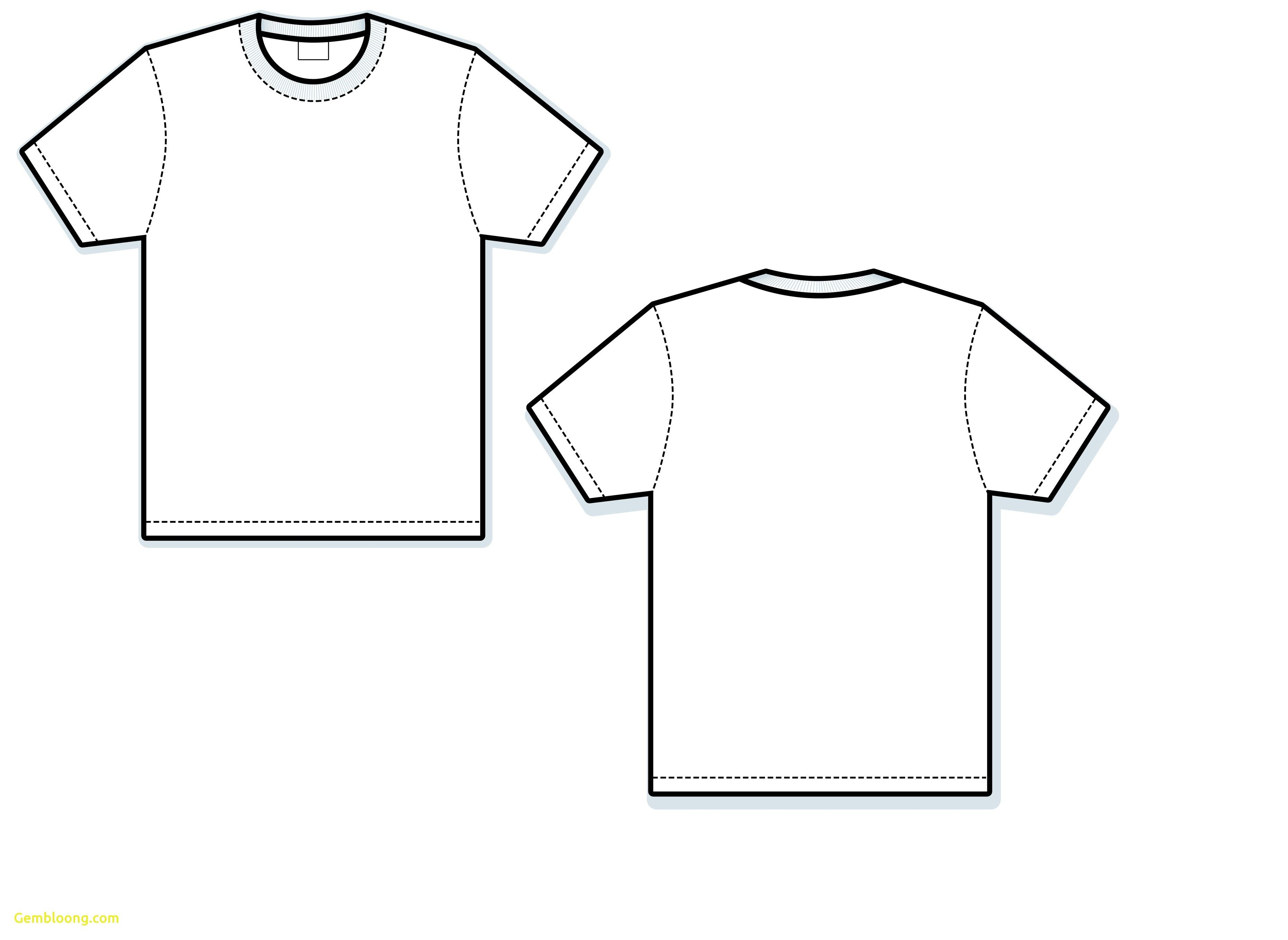 T Shirt Vector Template Awesome Blank T Shirt Free Download Clip Art Free Clip Art On Of T Shirt Vector T T Shirt Design Template Blank T Shirts Shirt Template