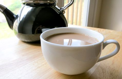 indian masala chai - super easy to make. never spend $5 on a chai latte again!