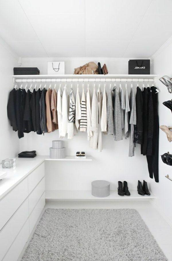 60 Idées Pour Un Aménagement Petit Espace   DRESSING   Home Decor, Room  Decor Et Bedroom Decor