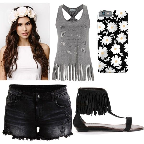 hipster by fashionbesties on Polyvore featuring polyvore fashion style maurices VILA With Love From CA