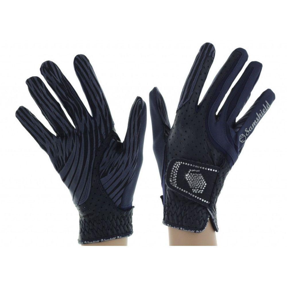 Samshield V Skin Swarovski Gloves Riding Gloves Horse Riding Gloves Equestrian Outfits