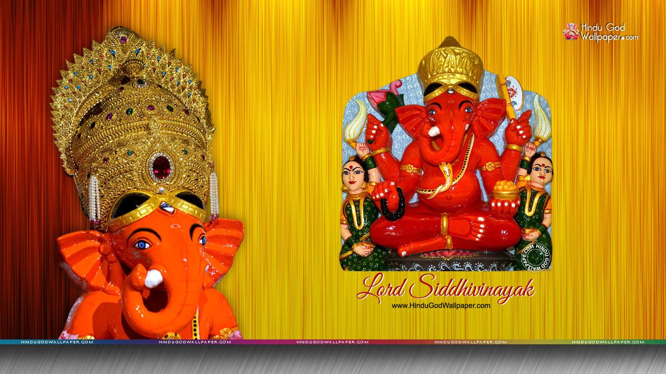 Siddhivinayak Wallpaper HD For PC