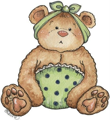 4shared View All Images At Baby Kids Folder Teddy Bear Clipart Bear Art Baby Clip Art