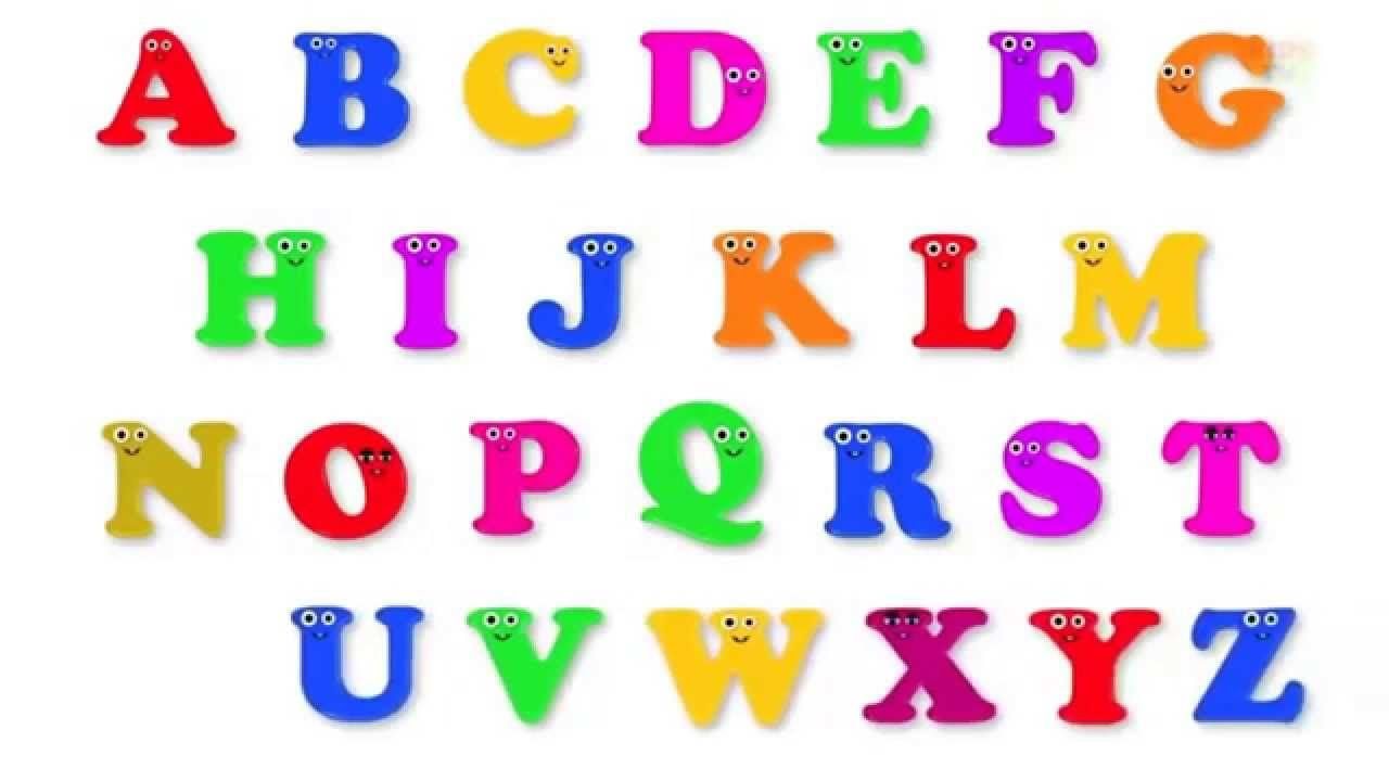 Youtube Learning The Alphabet Alphabet For Kids Alphabet
