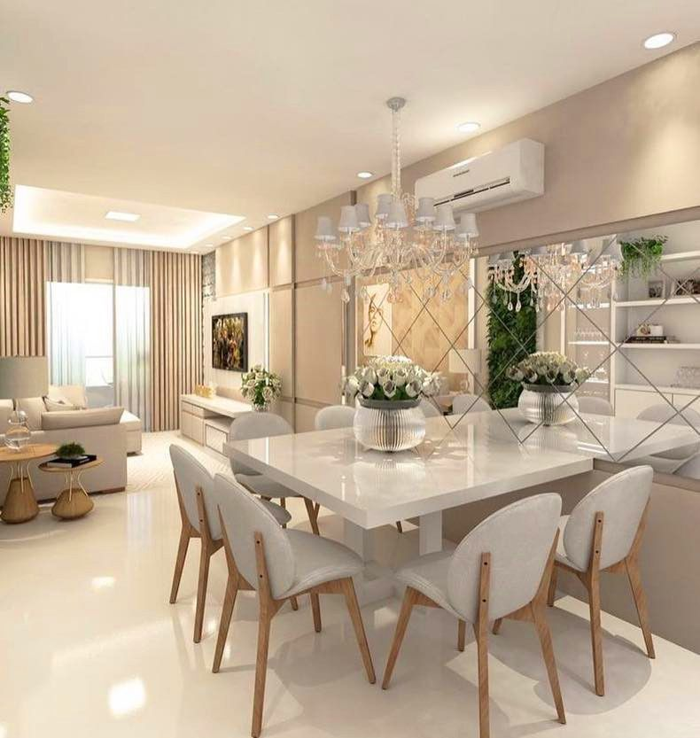 35 Recreate Modern Cozy Living Room Decor Ideas Dining Room