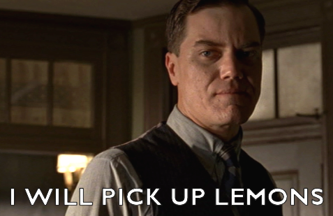 good for you, Agent Van Lemon-Loomer.
