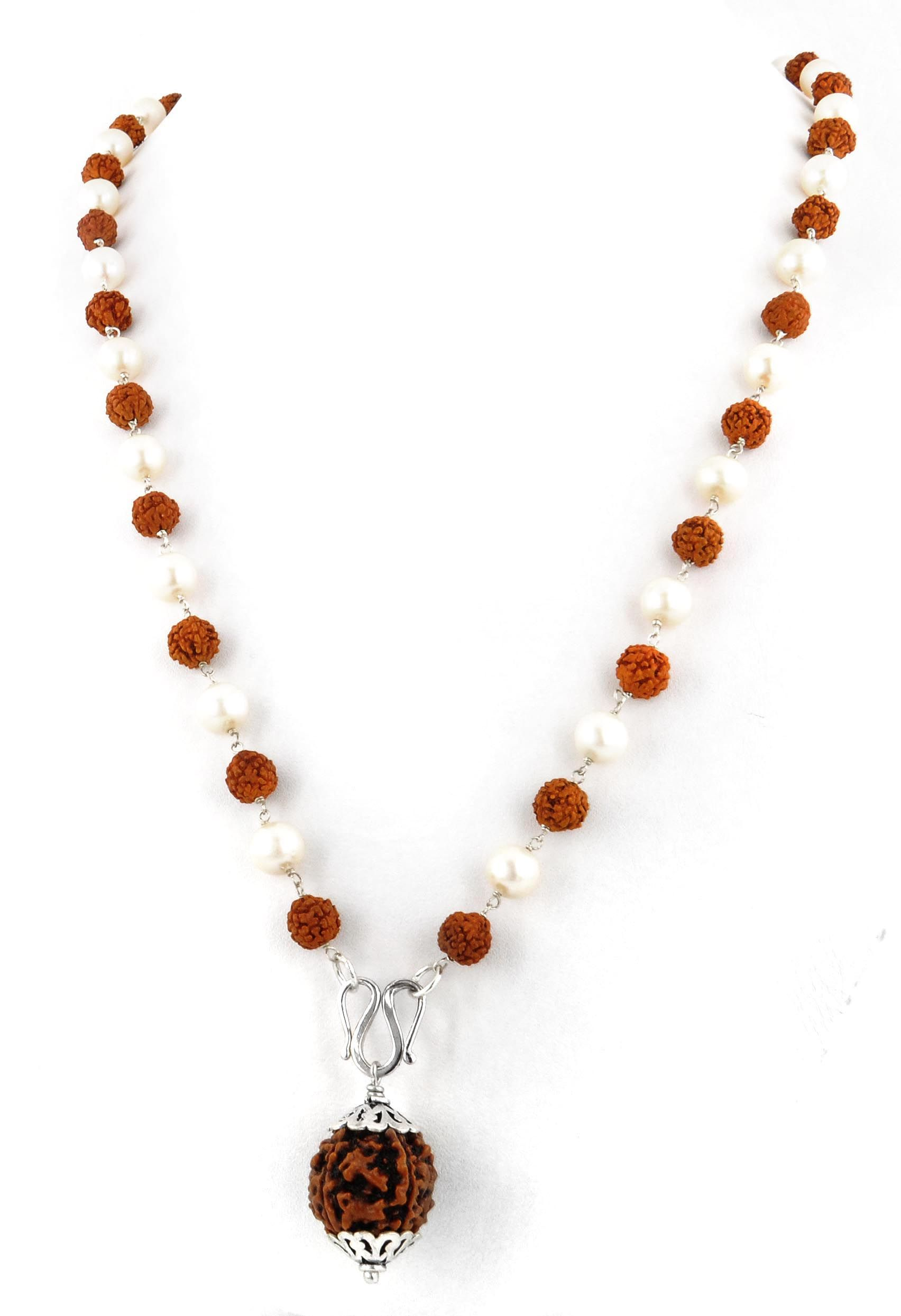 db876b0a09d2 Rudraksh Pendant With Chain
