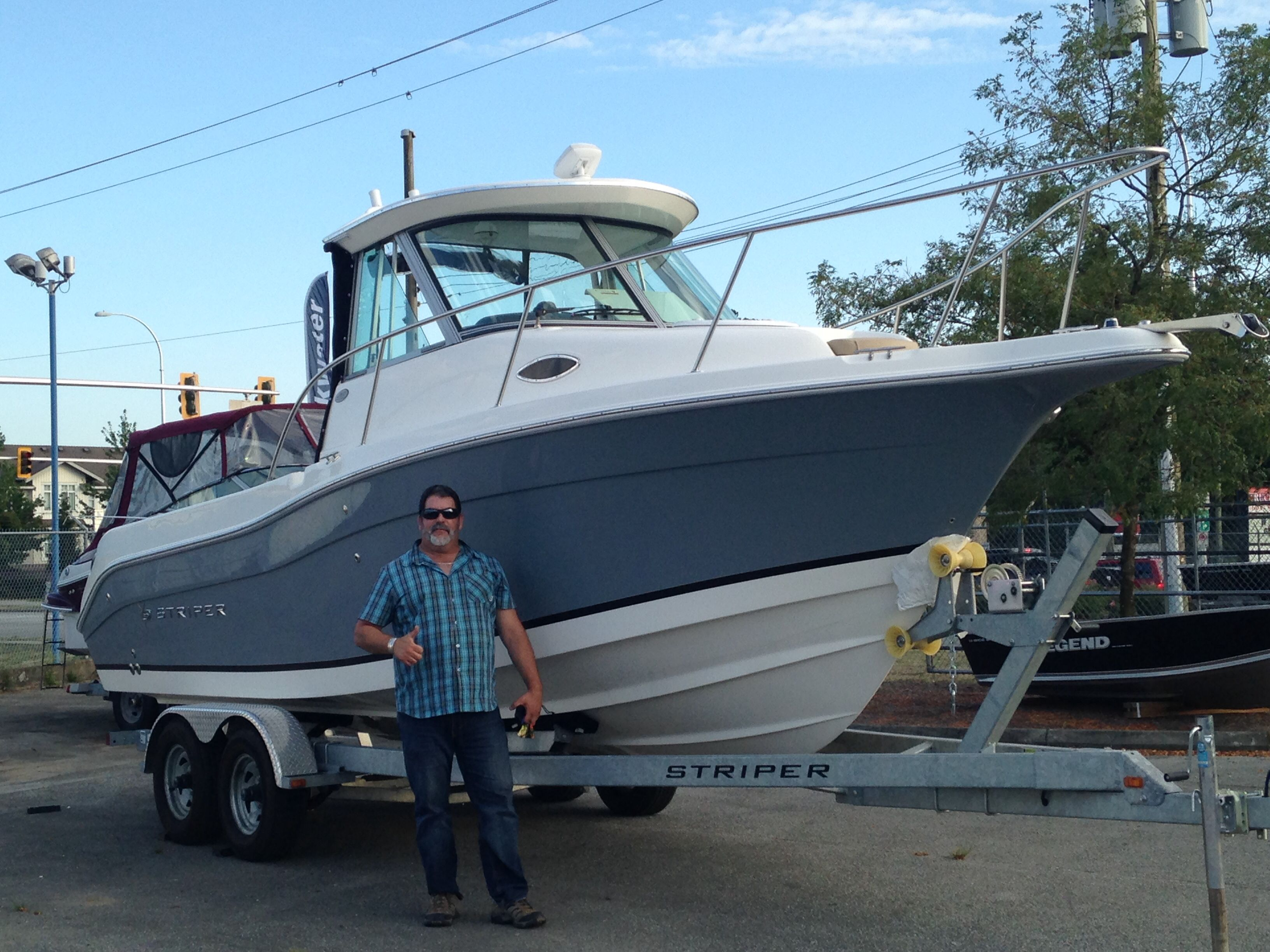 2012 Seaswirl Striper 2601 WA Offshore fishing boats