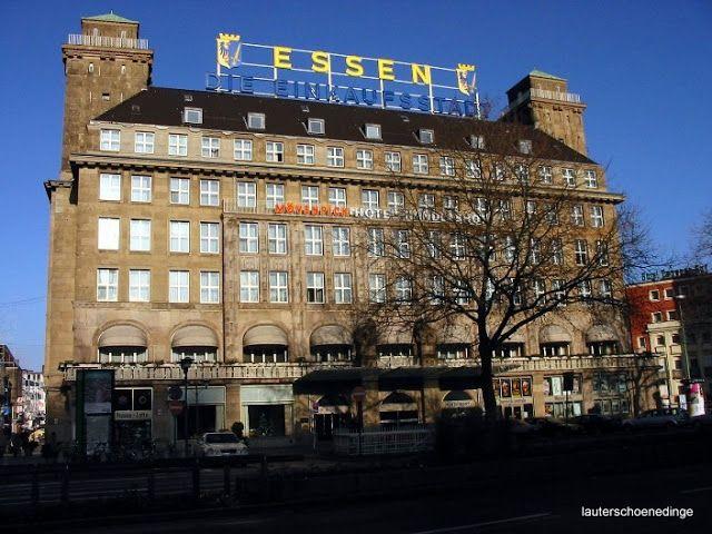 Der Handelshof am Hauptbahnhof in Essen