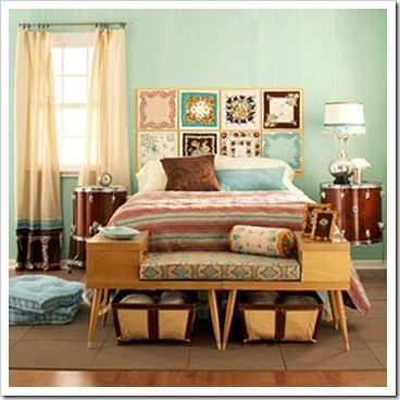 how to organize your room with style in 10 steps bedside table
