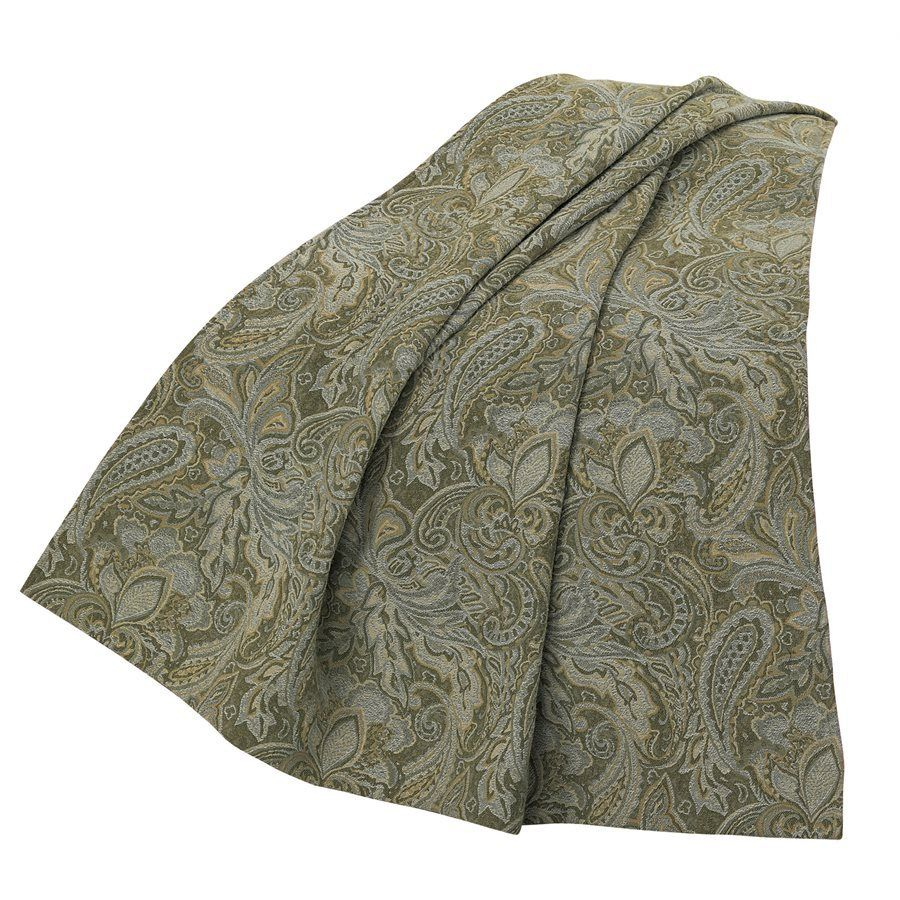 Arlington Paisley Throw Blanket - Paisley Bedding & Decor