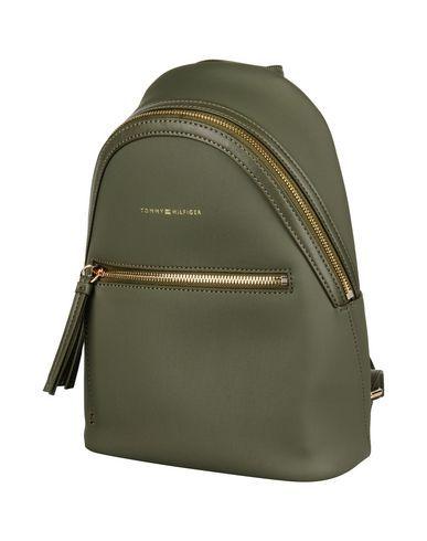 dfea5879532 TOMMY HILFIGER Rucksack & bumbag. #tommyhilfiger #bags #pvc ...
